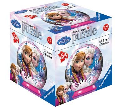 Ravensburger puzzle Disney Ledové království puzzleball 54 dílků