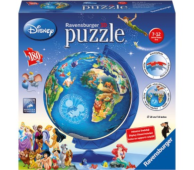 Disney Globus 180d + DOPRAVA ZDARMA