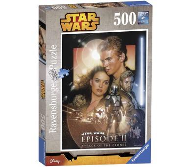 Ravensburger puzzle Star Wars 500 dílků Collage