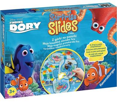 Disney Hledá se Dory Surpr. Slides hra PL/HU/CS/SK + DOPRAVA ZDARMA