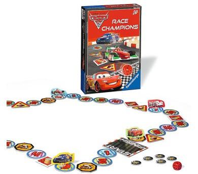 Ravensburger Hra Cars 2 závody + DOPRAVA ZDARMA