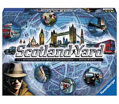 Ravensburger hra Scotland Yard + DOPRAVA ZDARMA
