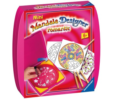 Mini Mandala Romantic + DOPRAVA ZDARMA
