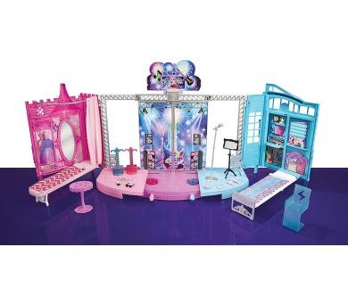 Barbie Rock and Royals 2V1 PÓDIUM A ZÁKULISÍ + DOPRAVA ZDARMA