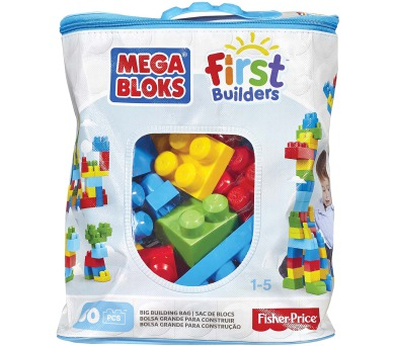 Mega Bloks Základní sada 60 kostek