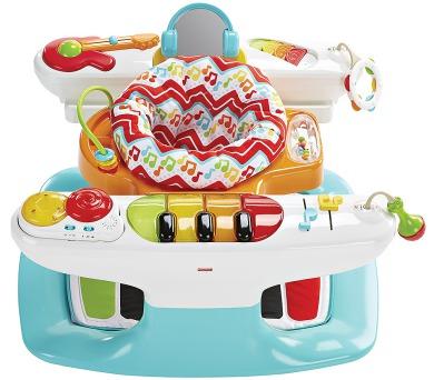 Fisher Price Klavír rostoucí spolu s dítětem 4v1 + DOPRAVA ZDARMA