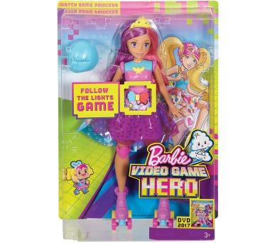 Barbie VE SVĚTĚ HER HRACÍ KAMARÁDKA + DOPRAVA ZDARMA