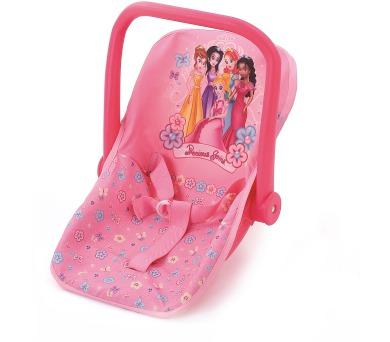 Autosedačka pro panenky - Princezny