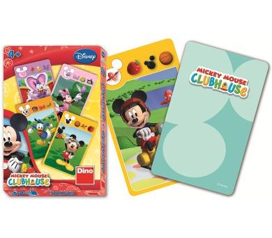 Karty Kvarteto Mickey Mouse