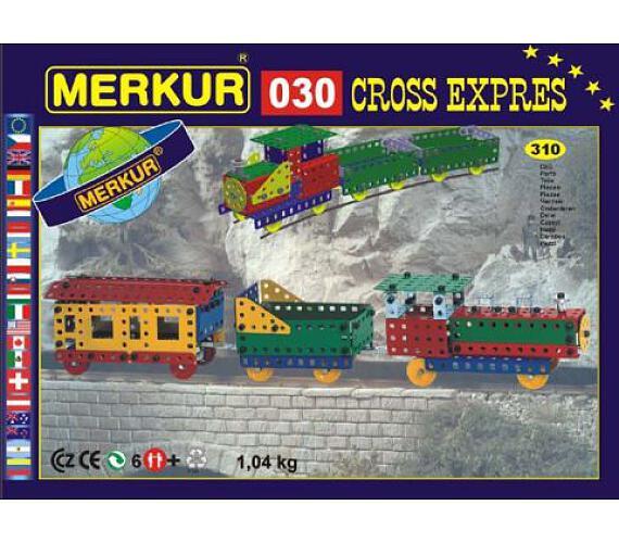 Merkur - Vlak CROSS expres