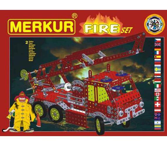 Merkur - Fire set