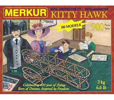 Merkur - Letadlo Kytty Hawk + DOPRAVA ZDARMA