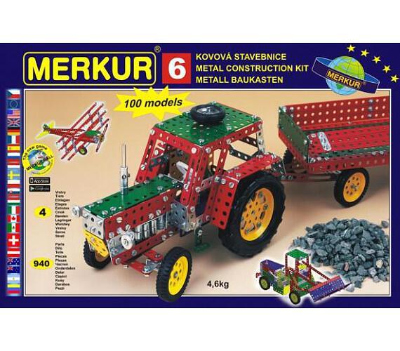 Merkur - Big set 6