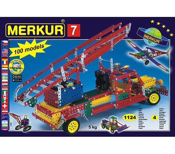 Merkur - Big set 7