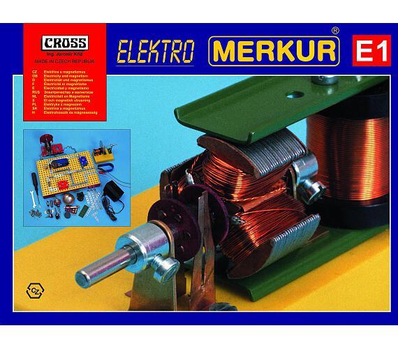 Merkur - Elektro E 1 + DOPRAVA ZDARMA