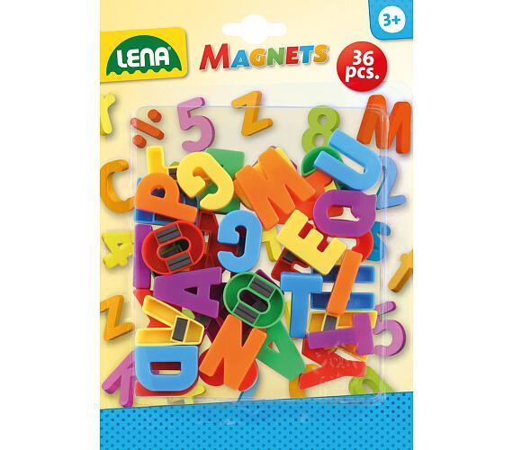 Lena Magnetická písmena velká