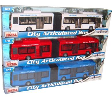 1:48 Kloubový autobus + DOPRAVA ZDARMA