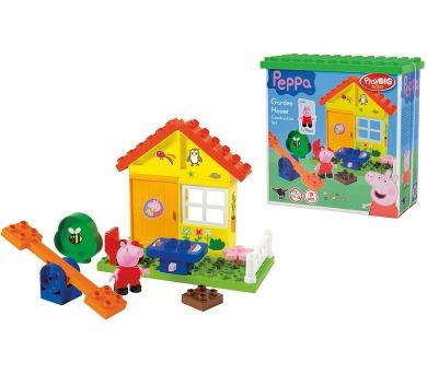 PlayBig BLOXX Peppa Pig zahradní domek + DOPRAVA ZDARMA