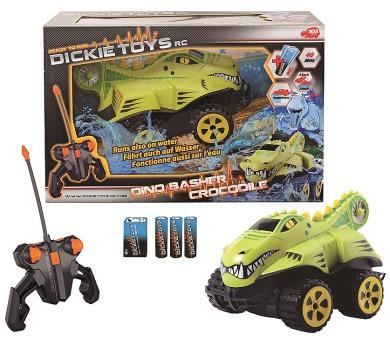 RC Dino krokodýl 1:24 obojživelný 4x4 + DOPRAVA ZDARMA