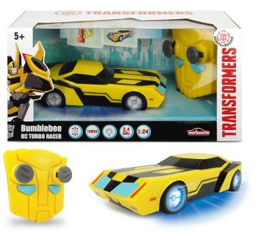 RC Transformers Turbo Racer Bumblebee 1:24 + DOPRAVA ZDARMA