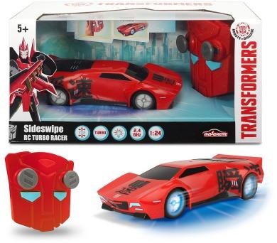 RC Transformers Turbo Racer Sideswipe + DOPRAVA ZDARMA