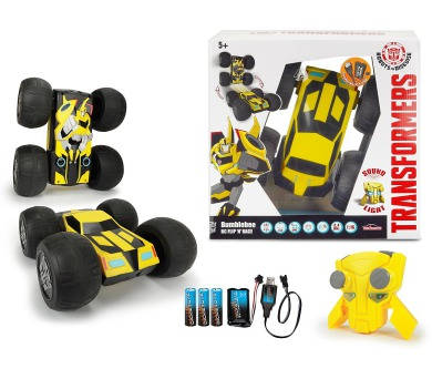 RC Transformers Flip 'n' Race Bumblebee 1:16 + DOPRAVA ZDARMA