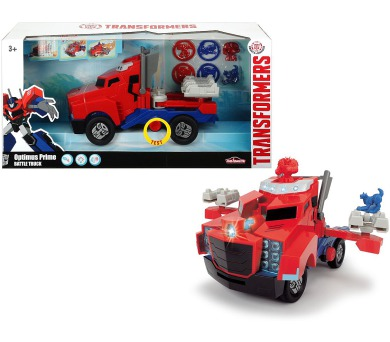 Transformers Optimus Prime Battle Truck 23 cm + DOPRAVA ZDARMA