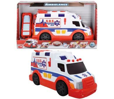 Action Series Ambulance 33cm + DOPRAVA ZDARMA