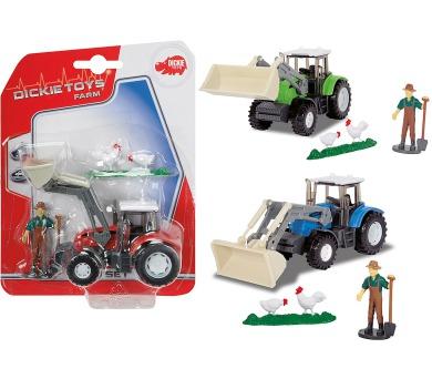 Traktor a farmář s přísl.