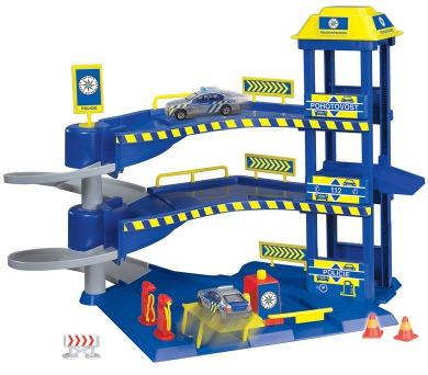 Policejní stanice třípatrová