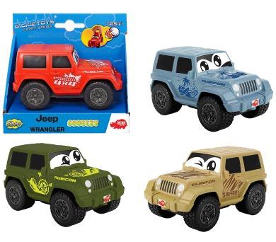 Auto Happy Jeep Wrangler Squeezy 11 cm