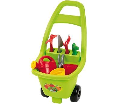 Zahradní vozík s nářadím