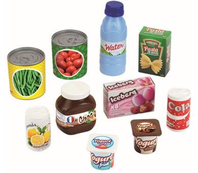 Potraviny v síťce