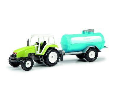 Majoteams L - Traktor s přívěsem nebo auto s přívěsem pro koně