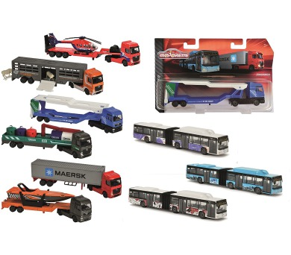 Autobus nebo nákladní auto
