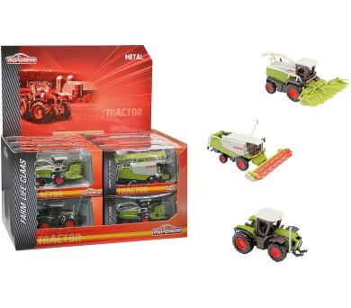 Zemědělské stroje CLAAS