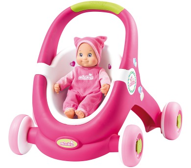 Minikiss Baby Walker 2v1 + DOPRAVA ZDARMA
