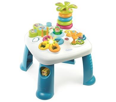 Cotoons Multifunkční hrací stůl modrý + DOPRAVA ZDARMA