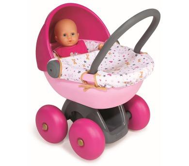 Baby Nurse Kočárek hluboký pro panenky + DOPRAVA ZDARMA