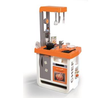 Kuchyňka Bon Appetit oranžová + DOPRAVA ZDARMA