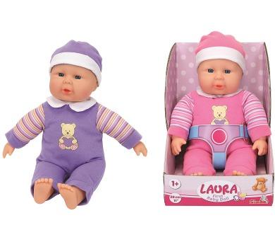 Panenka Laura First Baby Doll 30 cm