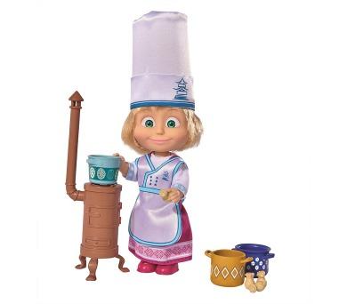 Máša a medvěd Panenka Máša kuchařka