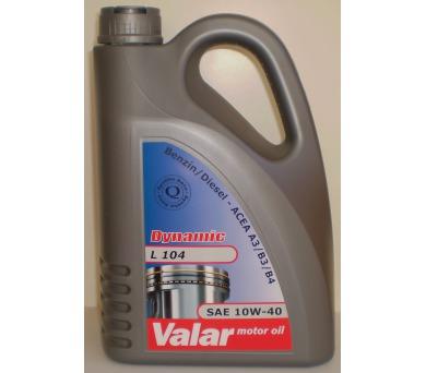 Valar Dynamic L 104 10W-40