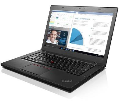 """LENOVO T460 / 14,0"""" FHD / i5-6200U / 8GB / SSD 256GB / Intel® HD 520 / LTE /W10P / 3y On Site + DOPRAVA ZDARMA"""