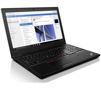 "Lenovo ThinkPad T560 i5-6200U/8GB/256GB SSD/15,6"" FHD Slim IPS/Intel HD 520/W10P 64bit/3yOnSite"
