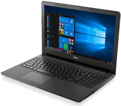 "DELL Inspiron 15 3000 (3567)/ i3-6006U/ 4GB/ 1TB/ DVDRW/ 15.6""/ W10/ černý/ 2YNBD on-site"