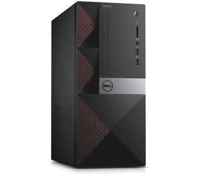 DELL Vostro 3668/ i5-7400/ 4GB/ 1TB (7200)/ DVDRW/ Wifi/ čtečka/ W10Pro/ 3YNBD on-site