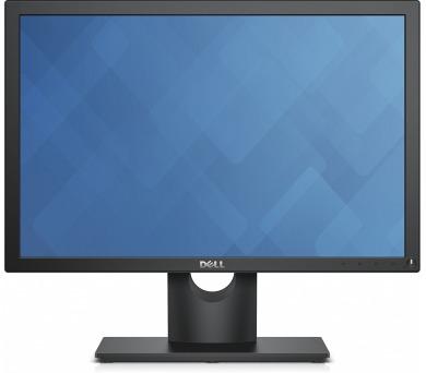 "DELL E2016HV/ 20"" LED/ 16:9/ 1600x900/ 600:1/ 5ms/ VGA/ černý/ 3YNBD on-site"