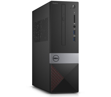 DELL Vostro 3268 SF/ i5-7400/ 8GB/ 256GB SSD/ DVDRW/ Wifi/ čtečka/ W10Pro/ 3YNBD on-site