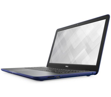 "DELL Inspiron 17 5000 (5767)/ i7-7500U/ 16GB/ 2TB/ DVDRW/ AMD R7 M445 4GB/ 17.3"" FHD/ W10/ modrý/ 2YNBD on-site"